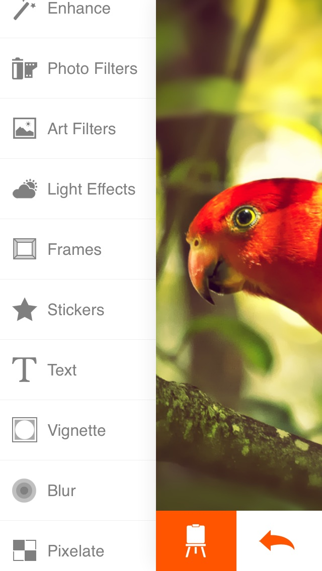 Screenshot #1 pour Phoenix Photo Editor
