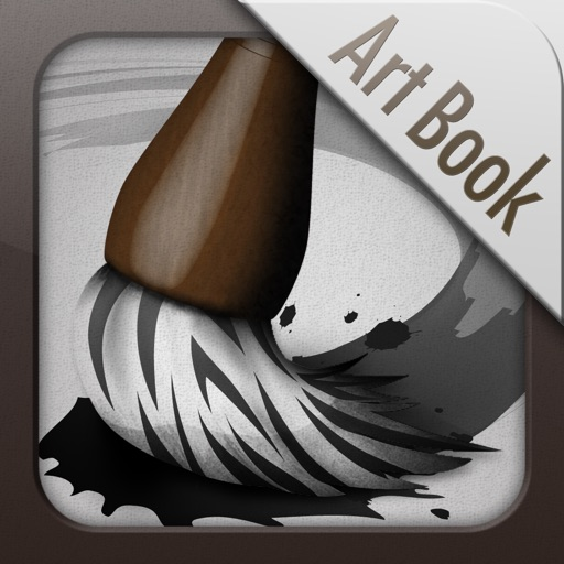 禅宗画笔:Zen Brush Art Book