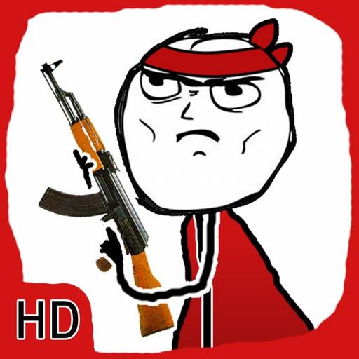暴走大战高清版:Rage Wars HD