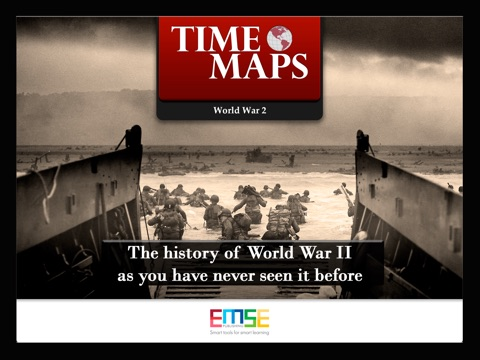 TIMEMAPS World War 2 – Interactive History Maps, Battles and Key Characters Screenshot