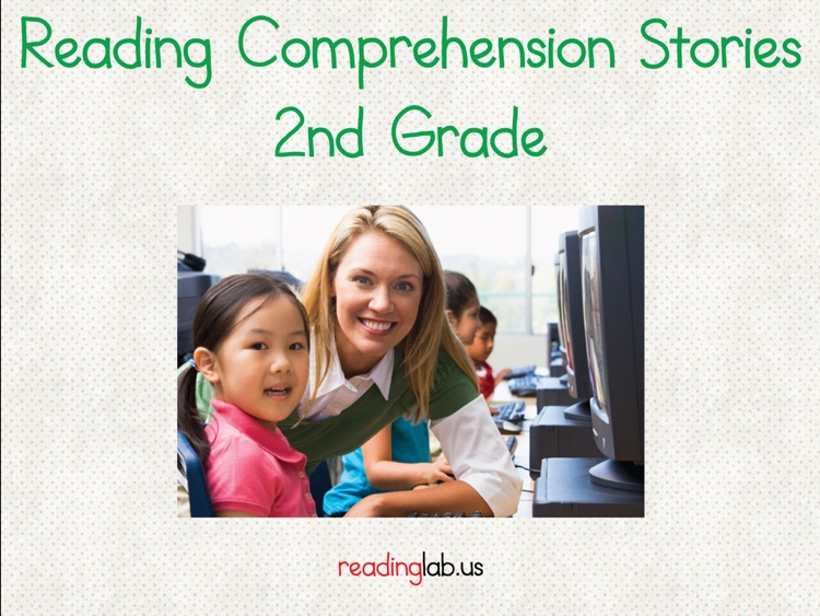 Reading Comprehension Stories 2nd Grade By Readinglab Llc