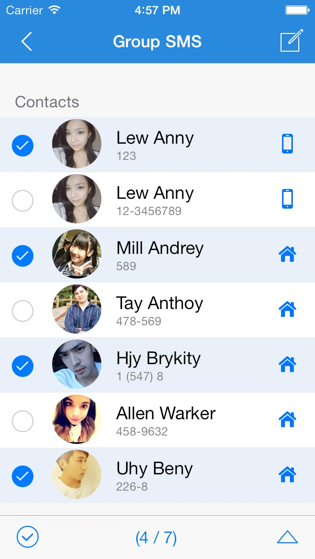 grouping texts Get ready for a whole new messaging experience at&t messages lets you send, receive, and manage your calls, texts, and voicemail messages in a single inbox.