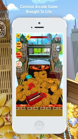 Coin Dozer Adventures - Classic Carnival Arcade Game - AppAddict