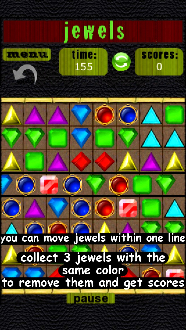 Jewel Quest: Atlantis Star, Color Lines 98 1.0 pour iOS ...