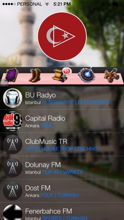 Turkey Radio Free - Tunein to live Turkish radio stations by Martin
