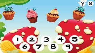 Screenshot of 123 Bakery Attività di Elaborazione Per i Bambini!1