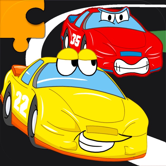 cars jigsaw puzzles free kids jigsaw puzzle with fun cartoon car and truck movies by apps kids love llc on the app store
