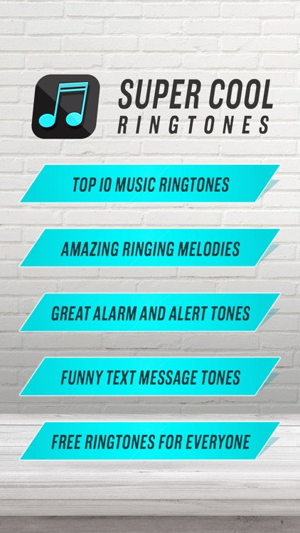 cool text tones for iphone