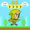 Super 8bit boys bros - free runner game