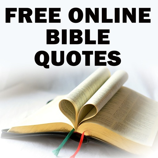 Free Online Bible Quotes