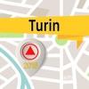 Turin 離線地圖導航和指南