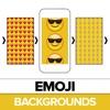 Lustige Emoji Hintergründe und Bilder