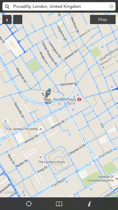 download iStreets for Google Maps™ and Street View™ : Nearby Places Search apps 4
