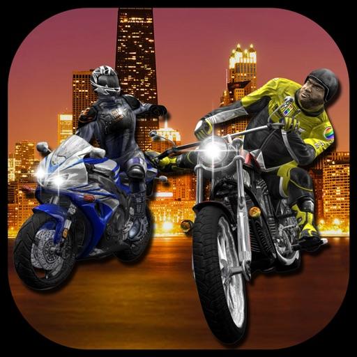 Motor Bike Death Race Rider: Drag Racing Traffic iOS App