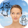 Doodle Art Pro – Text on Photos and Draw on Pictures to Add Captions and Make Cards