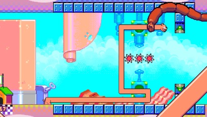 Silly Sausage in Meat Land screenshot four