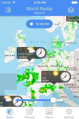 NOAA Radar - Weather & Alerts screenshot 2