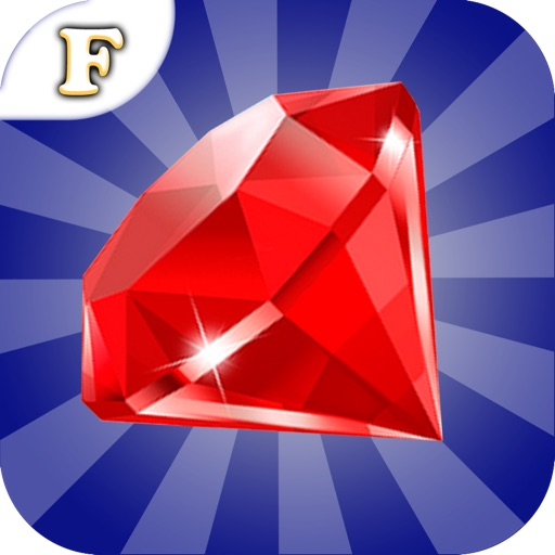 Jewels Crush iOS App