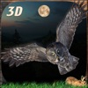 Wild Owl Flying Simulator 3D