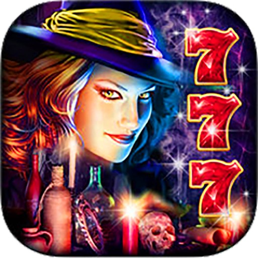 Wicked Witch Slots Game: Casino Of Las Vegas Machine Free! iOS App