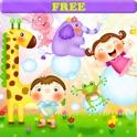 Zoo puzzle con animali domestici e selvatici per bambini  -  GRATIS icon