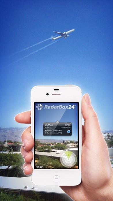RadarBox24   Pro Flig... screenshot1