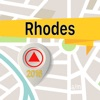 罗得岛 離線地圖導航和指南