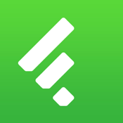 Feedly. Your RSS news reader. icon