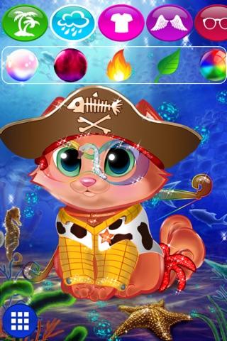 Dress up Animals & Nick Pets Salon for jr Kids HD screenshot 2