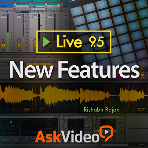 Guide For Live 9.5 New Features