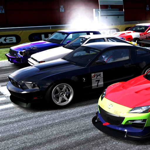 Out Run of Crew Racing iOS App