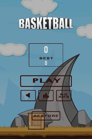 Clumsy Basketball screenshot 1