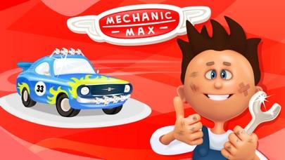 Mechanic Max - くるま整備屋... screenshot1