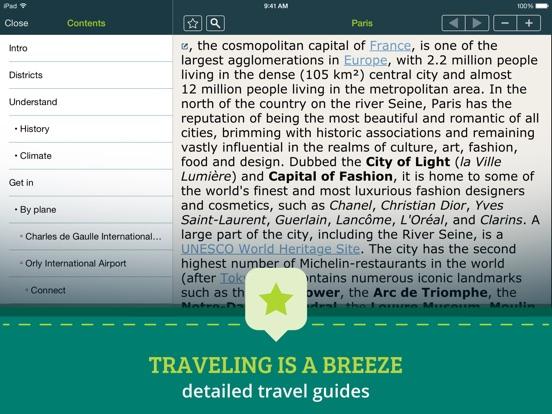 Screenshot #5 for Pocket Earth Offline Maps & Travel Guides