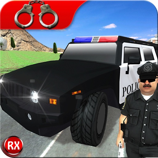 Police Truck: Chase & Arrest iOS App