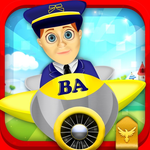 Baby Airlines - Airport Adventures for Kids iOS App