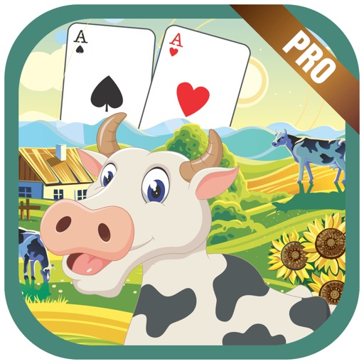 Doodle Farm Solitaire Blossom Story Frenzy 3 Pro iOS App
