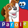 Read 'n' Learn - Italian First Words with Phonics: Kids Preschool Spelling & Learning Game artwork
