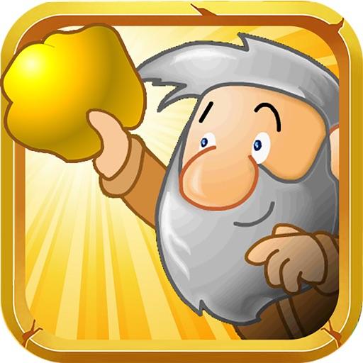 Gold Miner Sea iOS App