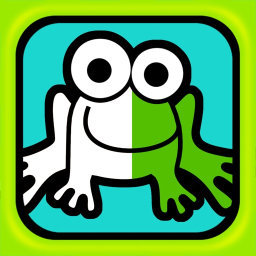 Discovering Colors - Animals (Coloring Book for kids) iOS App