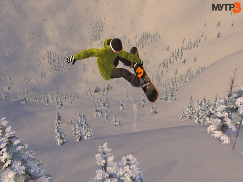 MyTP Snowboarding 3 screenshot 1