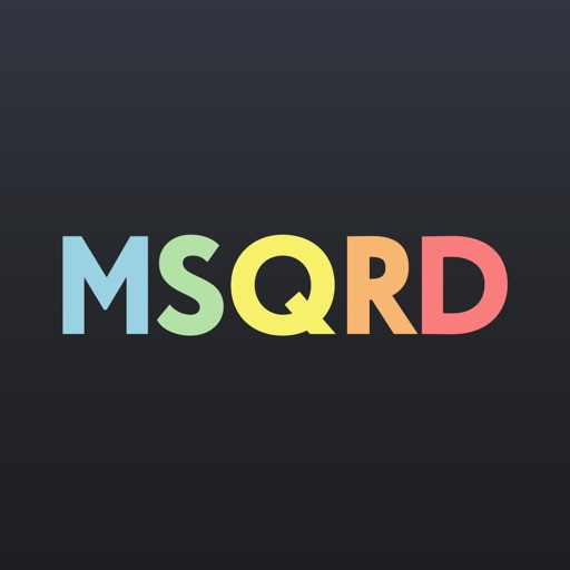 Download MSQRD by Masquerade free for iPhone, iPod and iPad