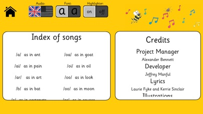 download Jolly Phonics Songs appstore review