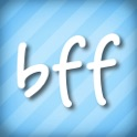 Video Chat BFF - Social Text Messenger to Match Straight, Gay, Lesbian Singles nearby for FaceTime, Skype, Kik & Snapchat calls icon