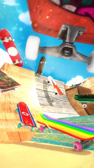スケートボードの世界 - 無料スケートボードシミュレーションゲームのスクリーンショット5