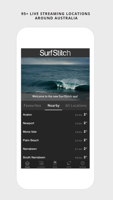 SurfStitch Surf Check... screenshot1