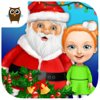 Sweet Baby Girl Christmas Fun 2 - No Ads