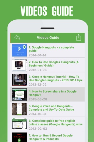 Download All in One For Google Hangouts - Best Guide & Tips app for