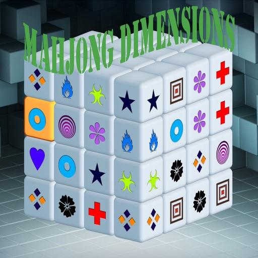 Mahjong Dimensions - Match The Tiles iOS App