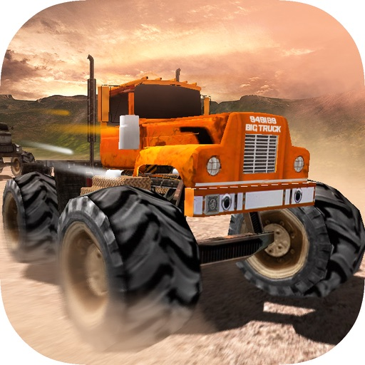 Monster Semi Truck Nitro iOS App
